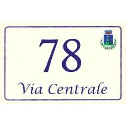 Numeri Civici e Passo Carrabile