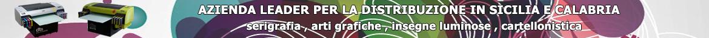 Azienda Leader per il sign making in Calabria e Sicilia